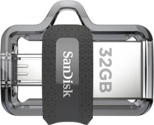 SANDISK HYBRID PEN DRIVE 32 GB
