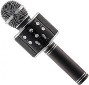 WIRELESS MIC WITH BLUETOOTH
