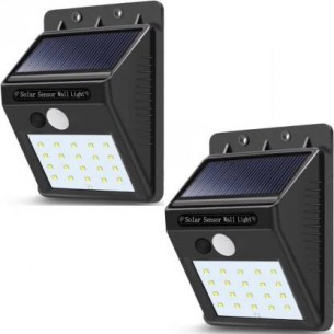 SOLAR LIGHT WITH AUTO ON/OFF SENSOR