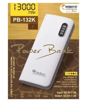 SOROO POWER BANK 13000mah